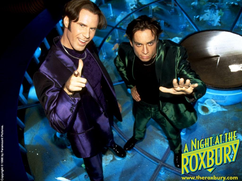 le film une nuit au roxbury