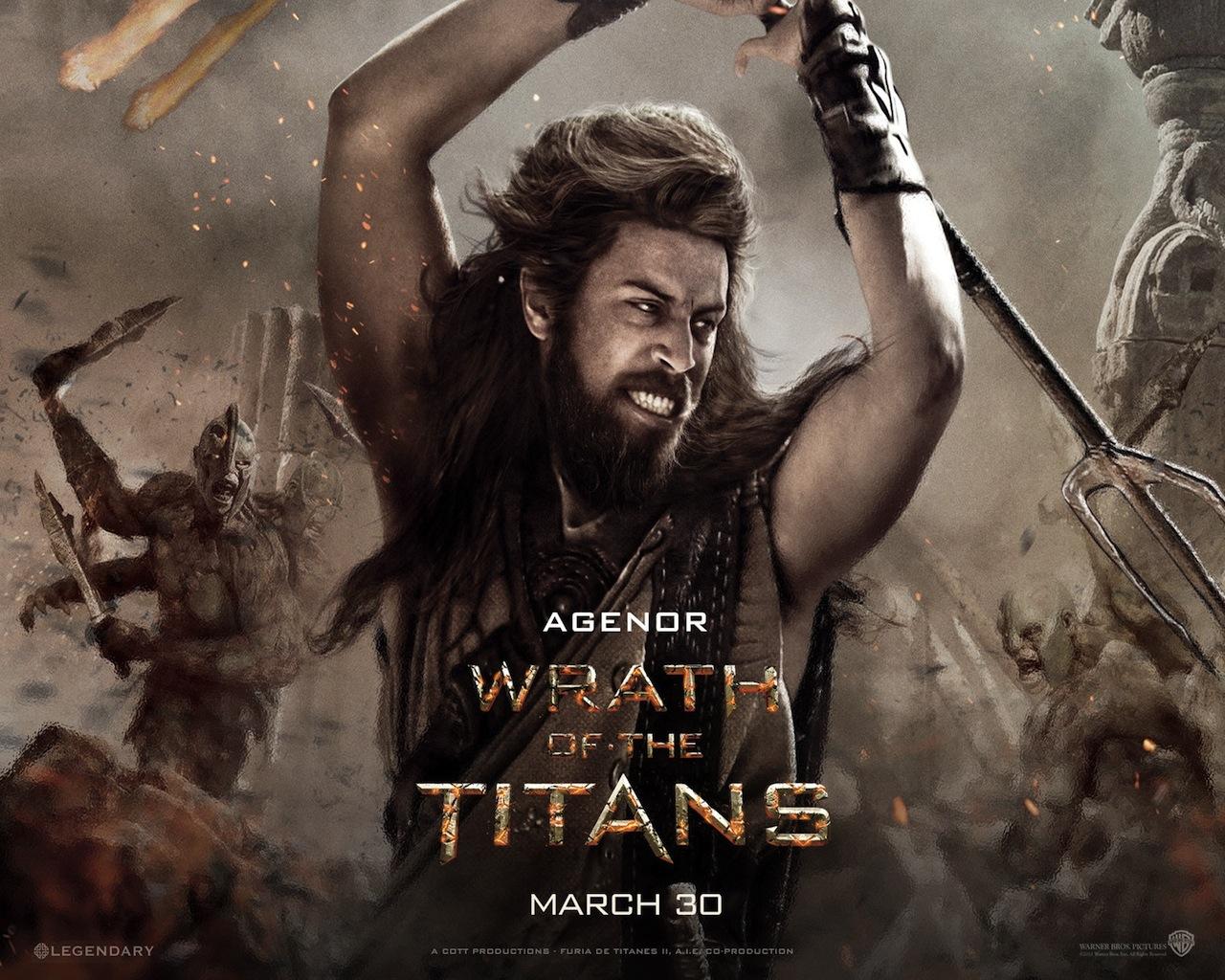 Filme Hades within fonds d'écran du film la colère des titans