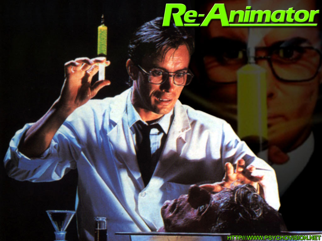 Bruce Abbott Wallpapers Reanimator les fonds d cran du film
