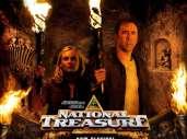 Fonds d'écran du film Benjamin Gates et le trésor des templiers