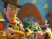 Fonds d'écran du film Toy story