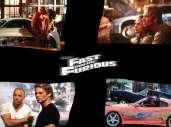 Fonds d'écran du film Fast and furious