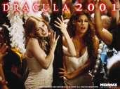 Fonds d'écran du film Dracula 2001