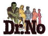 Fonds d'écran du film James Bond contre Dr No