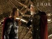 Fonds d'écran du film Thor