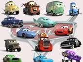 Fonds d'écran du film Cars