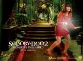 Fonds d'écran du film Scooby-Doo 2  les monstres se déchaînent