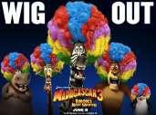 Fonds d'écran du film Madagascar 3 Bons Baisers D'Europe