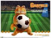 Fonds d'écran du film Garfield