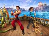 Fonds d'écran du film Sinbad - la légende des sept mers