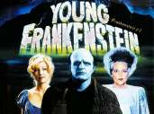 Fonds d'écran du film Frankenstein junior