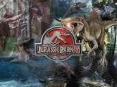 Fonds d'écran du film Jurassic Park