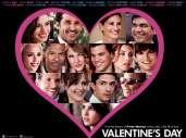 Fonds d'écran du film Valentine's Day