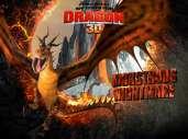 Fonds d'écran du film Dragons