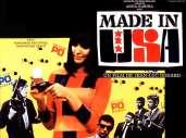 Fonds d'écran du film Made in USA