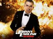 Fonds d'écran du film Johnny English, le retour