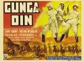 Fonds d'écran du film Gunga din