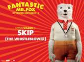 Fonds d'écran du film Fantastic Mr. Fox