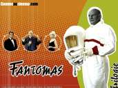 Fonds d'écran du film Fantomas