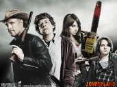 Fonds d'écran du film Bienvenue à Zombieland