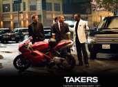 Fonds d'écran du film Takers