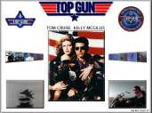 Fonds d'écran du film Top Gun