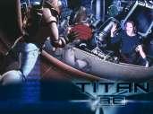 Fonds d'écran du film Titan A.E.