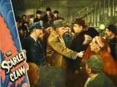 Fonds d'écran du film Sherlock Holmes et la Griffe Sanglant