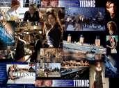 Fonds d'écran du film Titanic