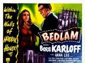 Fond d'écran  du film Bedlam
