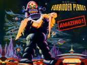 Fonds d'écran du film La planète interdite