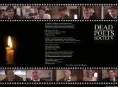 Fonds d'écran du film Le cercle des poêtes disparus