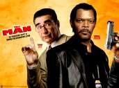 Fonds d'écran du film Le Boss (The Man)