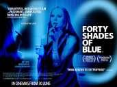 Fonds d'écran du film Forty shades of blue