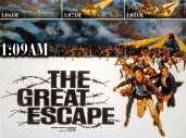 Fonds d'écran du film La grande évasion