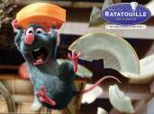 Fonds d'écran du film Ratatouille