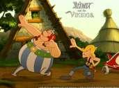 Fonds d'écran du film Astérix et les Vikings