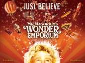Fonds d'écran du film Le Merveilleux magasin de Mr Magorium