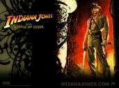 Fonds d'écran du film Indiana Jones et le Temple Maudit