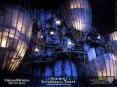 Fonds d'écran du film La machine à explorer le temps