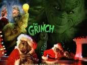 Fonds d'écran du film Le Grinch