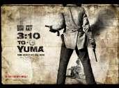 Fonds d'écran du film 3h10 pour Yuma
