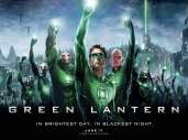Fonds d'écran du film Green Lantern