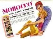 Fonds d'écran du film Morocco