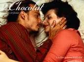 Fonds d'écran du film Le chocolat