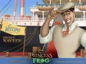 Fonds d'écran du film La Princesse et la grenouille