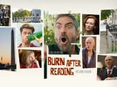 Fonds d'écran du film Burn After Reading