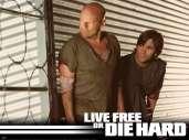 Fonds d'écran du film Die Hard 4 - retour en enfer