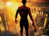 Fonds d'écran du film Spider-man 2