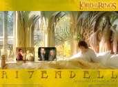 Fonds d'écran du film Le Seigneur des Anneaux  La Communauté de l'Anneau